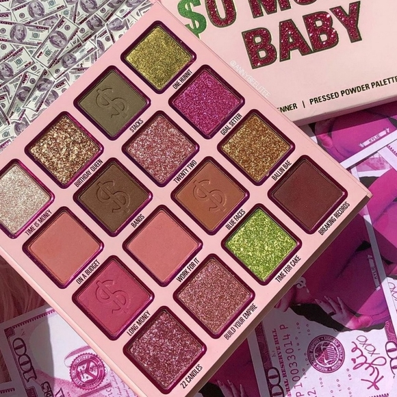 Kylie Cosmetics Other - Kylie Cosmetics You're $O Money Baby Palette New!